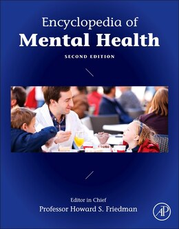 Book Encyclopedia Of Mental Health by Howard S. Friedman