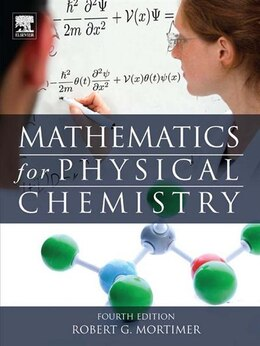 Book Mathematics for Physical Chemistry by Robert G. Mortimer