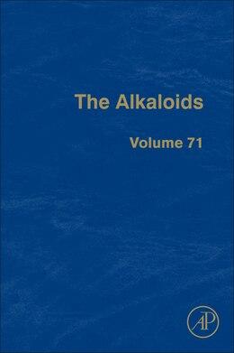 Book The Alkaloids by Hans-joachim Knölker