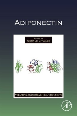 Book Adiponectin by Gerald Litwack