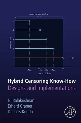 Book Hybrid Censoring: Models, Methods And Applications: For Engineering And Bio Health by N. Balakrishnan