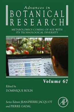 Book Metabolomics Coming of Age with its Technological Diversity by Dominique Rolin