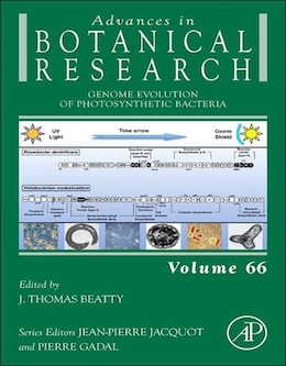 Book Genome Evolution of Photosynthetic Bacteria by Tom J. Beatty