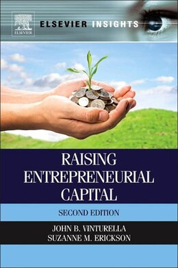 Book Raising Entrepreneurial Capital by John B. Vinturella