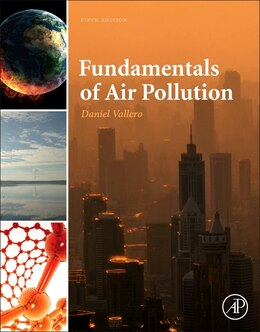 Book Fundamentals Of Air Pollution by Daniel Vallero