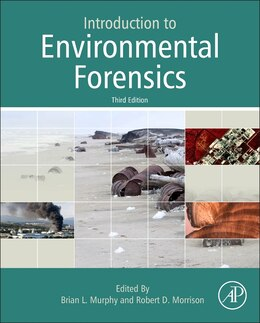 Book Introduction To Environmental Forensics by Brian L. Murphy