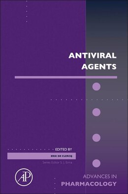 Book Antiviral Agents by Erik De Clercq