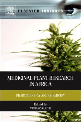 Book Medicinal Plant Research In Africa: Pharmacology And Chemistry by Victor Kuete