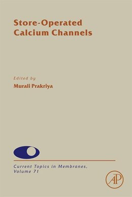 Book Store-Operated Calcium Channels by Murali Prakriya