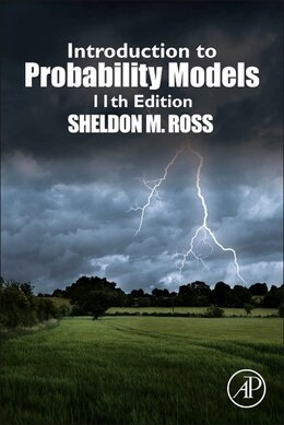 Book Introduction To Probability Models by Sheldon M. Ross