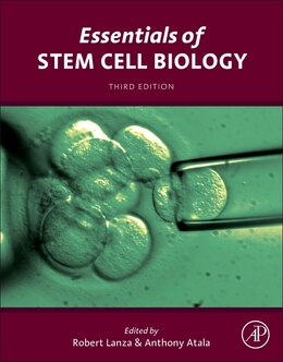 Book Essentials Of Stem Cell Biology by Robert Lanza