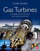 Gas Turbines: A Handbook Of Air, Land And Sea Applications