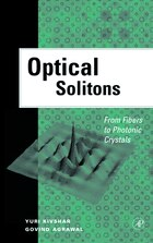 Optical Solitons: From Fibers To Photonic Crystals