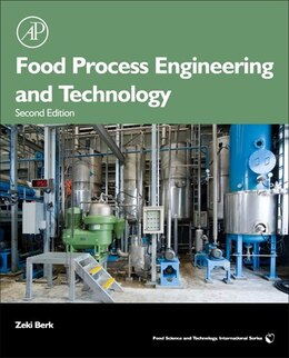Book Food Process Engineering And Technology by Zeki Berk