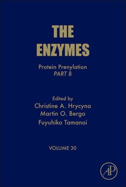 Book Protein Prenylation, Part B by Christine Hrycyna