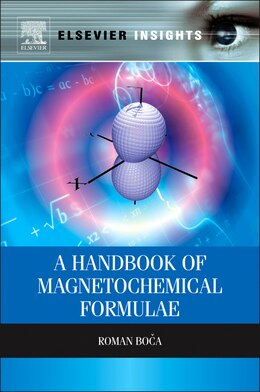 Book A Handbook Of Magnetochemical Formulae by Roman Bo A