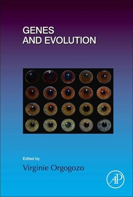 Book Genes And Evolution by Virginie Orgogozo