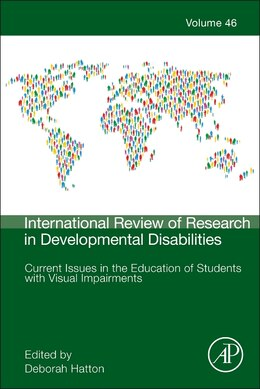 Book Current Issues In The Education Of Students With Visual Impairments by Deborah Hatton