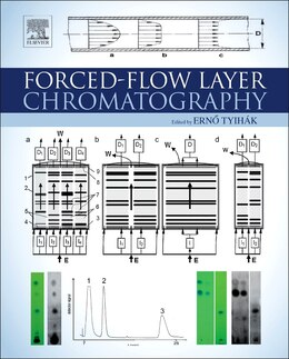 Book Forced-flow Layer Chromatography by Erno Tyihak
