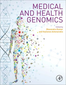 Book Medical And Health Genomics by Dhavendra Kumar