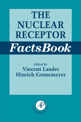Book The Nuclear Receptor Factsbook by Vincent Laudet