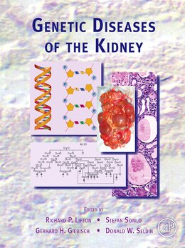Book Genetic Diseases of the Kidney by Richard P. Lifton