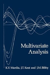 Book Multivariate Analysis by Kanti V. Mardia