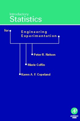 Book Introductory Statistics For Engineering Experimentation by Peter R. Nelson