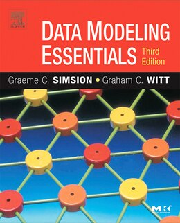 Book Data Modeling Essentials by Graeme Simsion