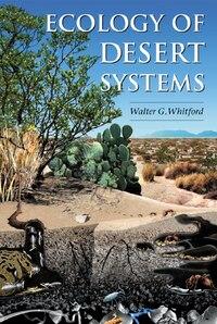 Ecology Of Desert Systems