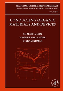 Book Conducting Organic Materials and Devices by Suresh C. Jain