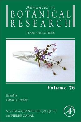 Book Plant Cyclotides by David Craik