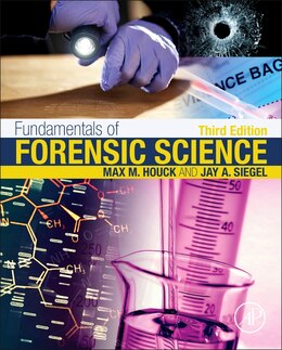 Book Fundamentals Of Forensic Science by Max M. Houck