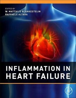 Book Inflammation In Heart Failure by Matthijs Blankesteijn