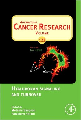 Book Hyaluronan Signaling And Turnover by Melanie Simpson
