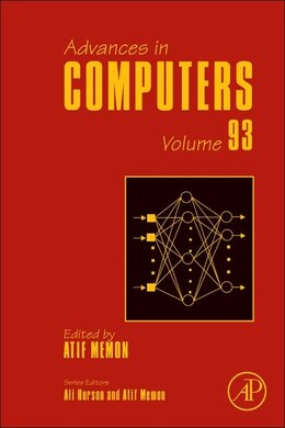 Book Advances In Computers by Atif Memon