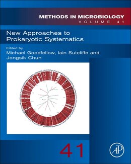 Book New Approaches To Prokaryotic Systematics by Michael Goodfellow
