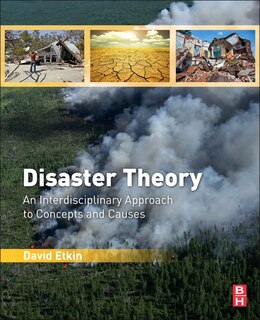Book Disaster Theory: An Interdisciplinary Approach To Concepts And Causes by David Etkin