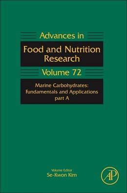 Book Marine Carbohydrates: Fundamentals And Applications, Part A by Kim