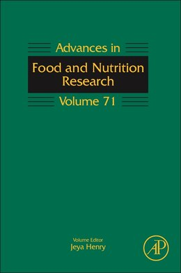 Book Advances In Food And Nutrition Research by Henry