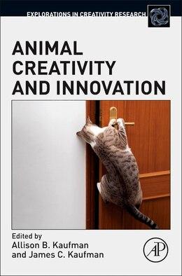 Book Animal Creativity And Innovation by Allison B. Kaufman