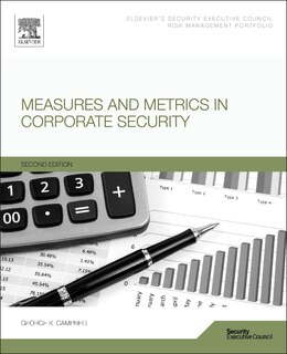 Book Measures And Metrics In Corporate Security by George Campbell