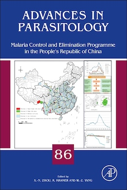 Book Malaria Control And Elimination Program In The People's Republic Of China by Xiao-nong Zhou