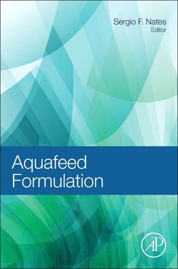 Book Aquafeed Formulation by Sergio F Nates
