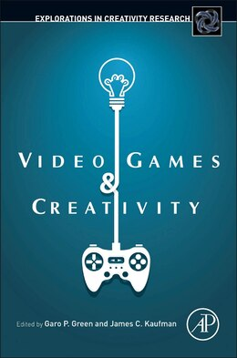 Book Video Games And Creativity by Garo Green