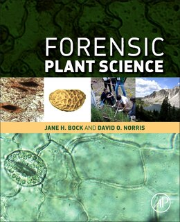 Book Forensic Plant Science by Jane H Bock