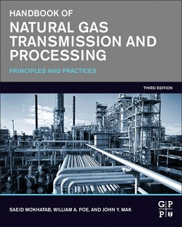 Book Handbook Of Natural Gas Transmission And Processing: Principles And Practices by Saeid Mokhatab
