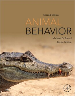 Book Animal Behavior by Michael D. Breed