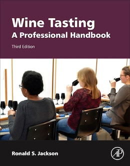Book Wine Tasting: A Professional Handbook by Ronald S. Jackson