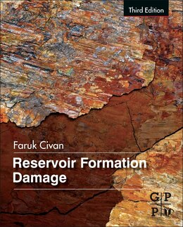 Book Reservoir Formation Damage by Faruk Civan